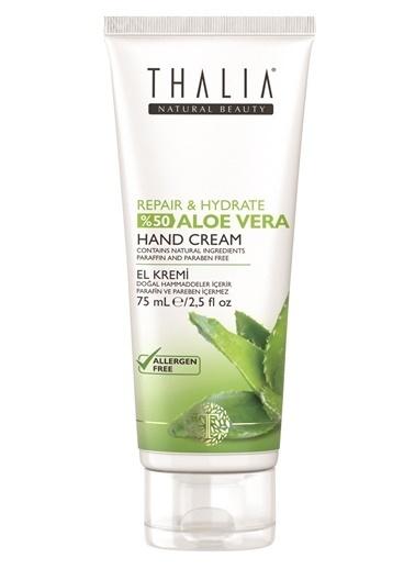 Thalia Thalia %50 Aloe Vera Expert Care Repair& Hydrate 75 ml El Kremi Renksiz